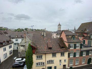 Schöne 4½-Zimmer-Maisonette-Wohnung mit Balkon!, 8200 Schaffhausen, Maisonettewohnung