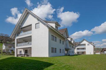 Schöne 2½-Zimmer-Dach-Wohnung, 8242 Bibern SH, Dachgeschosswohnung