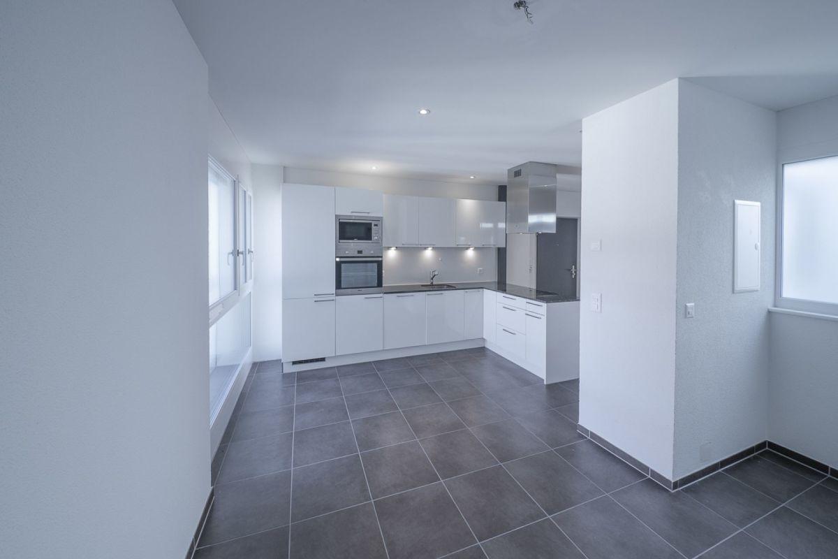 Coole, moderne 3½-Zimmer-Wohnung im Zentrum von Hallau sucht Eigentümer